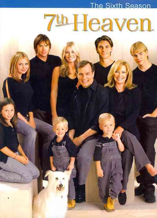 7TH HEAVEN:COMPLETE SIXTH SEASON BY 7TH HEAVEN (DVD)