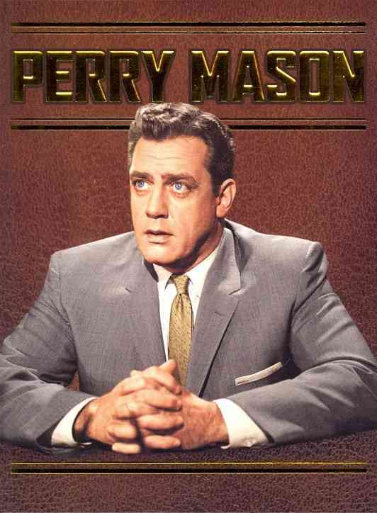 PERRY MASON 50TH ANNIVERSARY EDITION BY PERRY MASON (DVD)